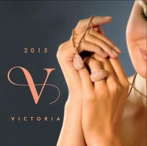 Cover Victoria catalogus 2015